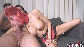 Hardcore Anal Creampie With Kinky Submissive Slut Begging For A Rough Ass Fuc